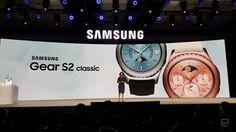 El Gear S2 de Samsung será compatible con iOS   En el transcurso de la feria CES 2016 que se está celebrando en Las Vegas se han presentado una nueva colección de relojes inteligentes de la gama Samsung Gear S2. Los modelos anunciados llegan con colores que hasta la fecha no se habían conocido y por lo tanto ofrecen un acabado final muy elegante.  Que se pare el mundo. El reloj inteligente de Samsung será compatible con iOS a finales de este mismo año. Habrá que esperar pero una de las…