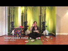 Sunflower Yoga Music Education, Kids Education, Yoga For Kids, Kid Yoga, Animal Movement, Literacy Games, Yoga Music, Music And Movement