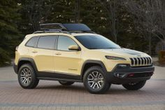 Jeep and Mopar reveal six new concepts for 48th Annual Moab Easter Jeep Safari