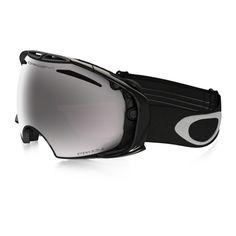 Oakley Airbrake Ski Goggles - Jet Black / Prizm Rose