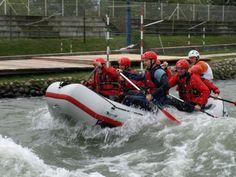 rafting divoka voda