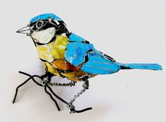 British artist Barbara Franc creates wonderful animal sculptures out of wire and recycled metal scraps. A selection of her sculptures are available at Union Gallery in Edinburgh. I have always been…