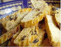 Fekkas with raisins and almonds | Moroccan Cooking recipes