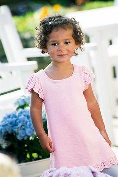 Rosa kjole/tunika