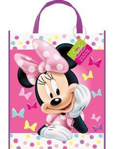 Sacchetto di plastica Minnie Bowtique™ su VegaooParty, negozio di articoli per feste. Scopri il maggior catalogo di addobbi e decorazioni per feste del web, sempre al miglior prezzo!
