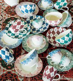 Home, Sweet English Home English House, All You Need Is, Tea Time, Tea Cups, Sweet Home, Merry, Crafty, Tableware, Romance