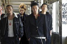 Oguri Shun in Crows Zero J Pop, Japanese Gangster, Japanese Boy, Japanese Uniform, Hiroshima, Genji Crows Zero, Zero Wallpaper, Shun Oguri, The Crow