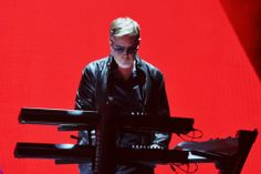 Depeche Mode performs first show in Italy of new tour