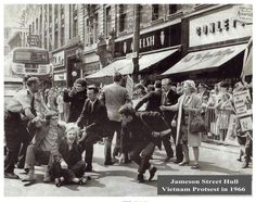 Kingston Upon Hull, East Yorkshire, Back In The Day, Period, Times Square, The Past, Photos, Pictures, Culture