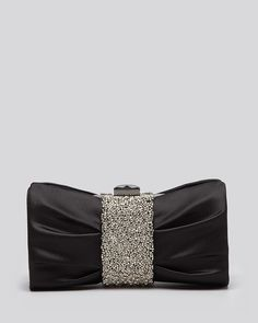 Statement Clutch.  Adds bling to the CAbi LBD.