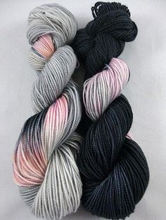 Bonnie and Clyde - Opposites Attract | Barking Dog Yarns $27.95