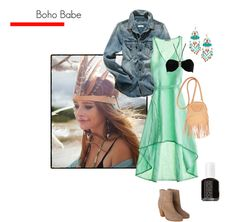 Summer Festival Mood Boards: Boho Babe