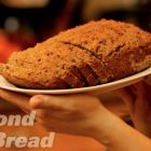 Almond Bread - Easy gluten-free bread recipe.