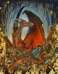 Treasure Dragon  Myles Pickney
