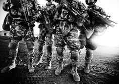 Photographer Platon - Service: The US Military