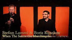 "Stefan Lamml-Star Wars -Nigun-Klezmer ""Live""- recording by Saxman with Clarinet + Boris Rusakov - YouTube"