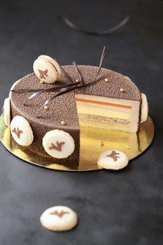 "Торт ""Велюр"" / Torta Veludo recipe"
