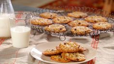 """To ensure your cookies come out just right, follow a couple of basic rules: Space them at least 1 inch apart during baking, rotate the sheet pan half way through, and let the cookies cool on the sheet for 1 to 2 minutes before transferring to wire cooling racks. From the book """"Mad Hungry,"""" by Lucinda Scala Quinn (Artisan Books)."""