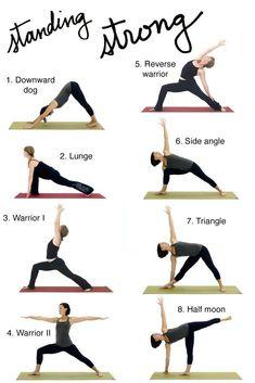 yogi's journal  yogi sequences  pinterest  yoga yoga