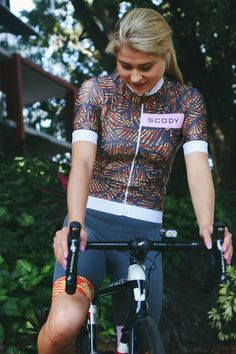 0c6264b0f SCODY Palms Optimise A.I.R. Cycle Jersey