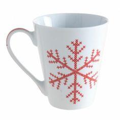 Produit : SELIVAN - Set De 2 Mugs En Porcelaine 30 Cl Thème : Deco 100% naturelle Ajouté à la liste de Sonia via 35ansFly.fr