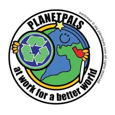 CRAFTS, Crafts, Crafts...All Green All The Time!  Planetpals.com