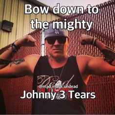 JOHNNY!!!! HE'S MY FAVORITE ONE OF ALL!!! THOSE MUSCLES!!!
