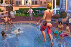 Amééém! Já podemos construir piscinas no The Sims 4! - http://metropolitanafm.uol.com.br/novidades/games/ameeem-ja-podemos-construir-piscinas-the-sims-4