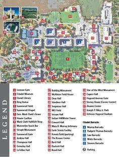 8 Best Campus maps images | Blue prints, Campus map, Cards