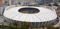 Kiev, Olympic Stadium, Capacity 65.000