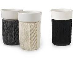 Image result for knit cup sleeve