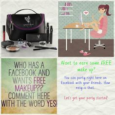 You can start your party by just going to my website or you can send me a message.  www.youniqueproducts.com/HollyJanePaul