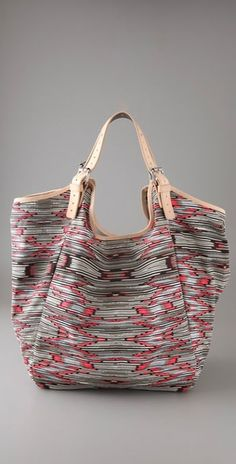 Twelfth St. by Cynthia Vincent Berkeley Large Tote Bag