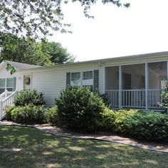 This 3 bedroom, 2 bath home is located on a large site not far from the nature preserve and boat ramp. Porches, Leaves, Windows, Home, Front Porches, Ad Home, Porch, Verandas, Homes