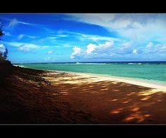 Ritidian Point, Guam.