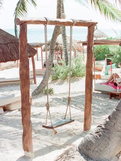 GIRLS GETAWAY IN TULUM, MEXICO: TRAVEL GUIDE — New Jersey Wedding Photographer with a Romantic, Joyful, and Airy style Beach Swing, Tulum Ruins, Girls Getaway, Tulum Mexico, Crystal Clear Water, Beach Bars, Lovely Shop, Home Reno, Mexico Travel