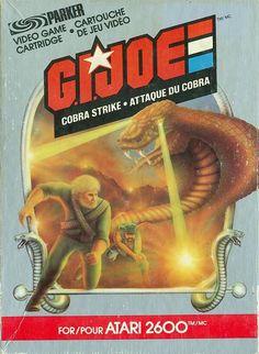 """Juego de Parker Brothers para la consola Atari 2600  """"  GIJOE """""""