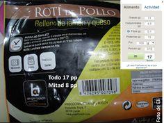 Rotí de Pollo (Mercadona) - Foto de Eli Roti, Coconut Water, Carne, Drinks, Shopping, Foods, Products, Philadelphia, Drinking
