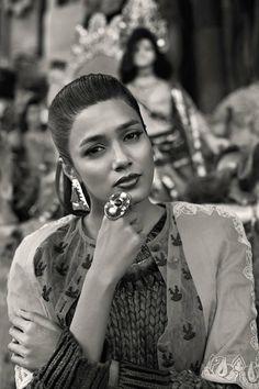 bazaar india 8 Colston Julian Captures Pavalli Singh for Harpers Bazaar India