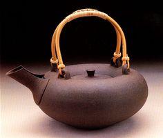 John Neely teapot by clayglazepots, via Flickr