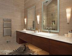 Bathroom design-modern home