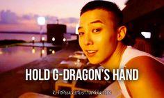 Even hold his entire body! Haha I wanna hug and kiss him! ^^
