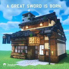 Minecraft Banner Designs, Minecraft Interior Design, Minecraft Banners, Cute Minecraft Houses, Minecraft Funny, Amazing Minecraft, Minecraft Architecture, Minecraft Blueprints, Minecraft Creations