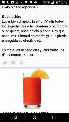 Jugo de naranja y sandia2 de dos