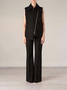 Bouchra Jarrar Sleeveless Jacket - L'eclaireur - Farfetch.com