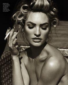 Candice Swanepoel by Mariano Vivanco