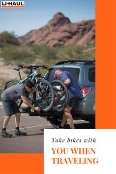 No need to leave your bike behind on your family road trip. We have best bike racks to suit your bicycle-hauling needs. Whether you want a top-of-the-line bike rack to haul all bikes for a group of friends or a smaller bike rack to carry just one or two, we have them all. Click to get yours. Family Road Trips, Family Camping, Camping Tips, Best Bike Rack, Group Of Friends, Campsite, Bicycle, Suit, Top