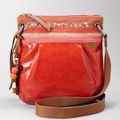 Fossil Crossbody Bag, $58