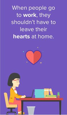 When people go to work, they shouldn't have to leave their hearts at home. | Aventr