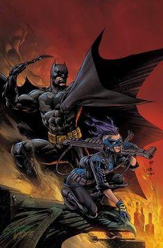 Batman and Bluebird by Ivan Reis e Joe Prado